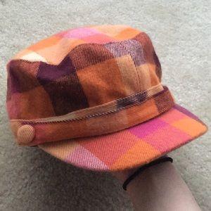 Vintage Mod Hat
